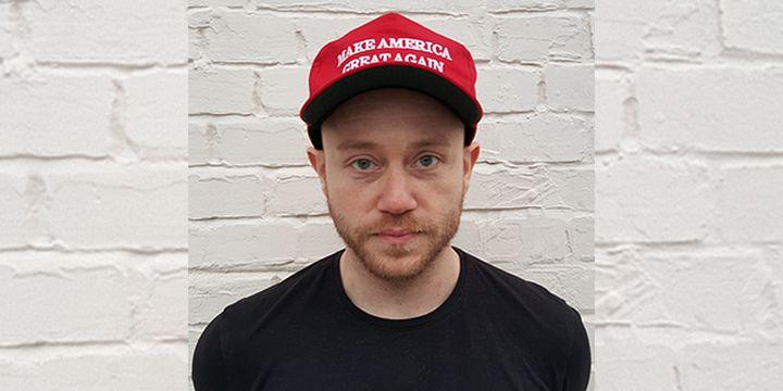 Andrew Anglin, neo-Nazi troll and propagandist.