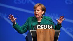 Merkel macht sich bei CSU-Parteitag auf das Schlimmste gefasst – doch dann kommt alles