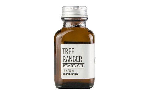 "<strong><a href=""http://www.beardbrand.com/products/tree-ranger-beard-oil"" target=""_blank"">Tree Ranger beard oil</a>, $25</st"