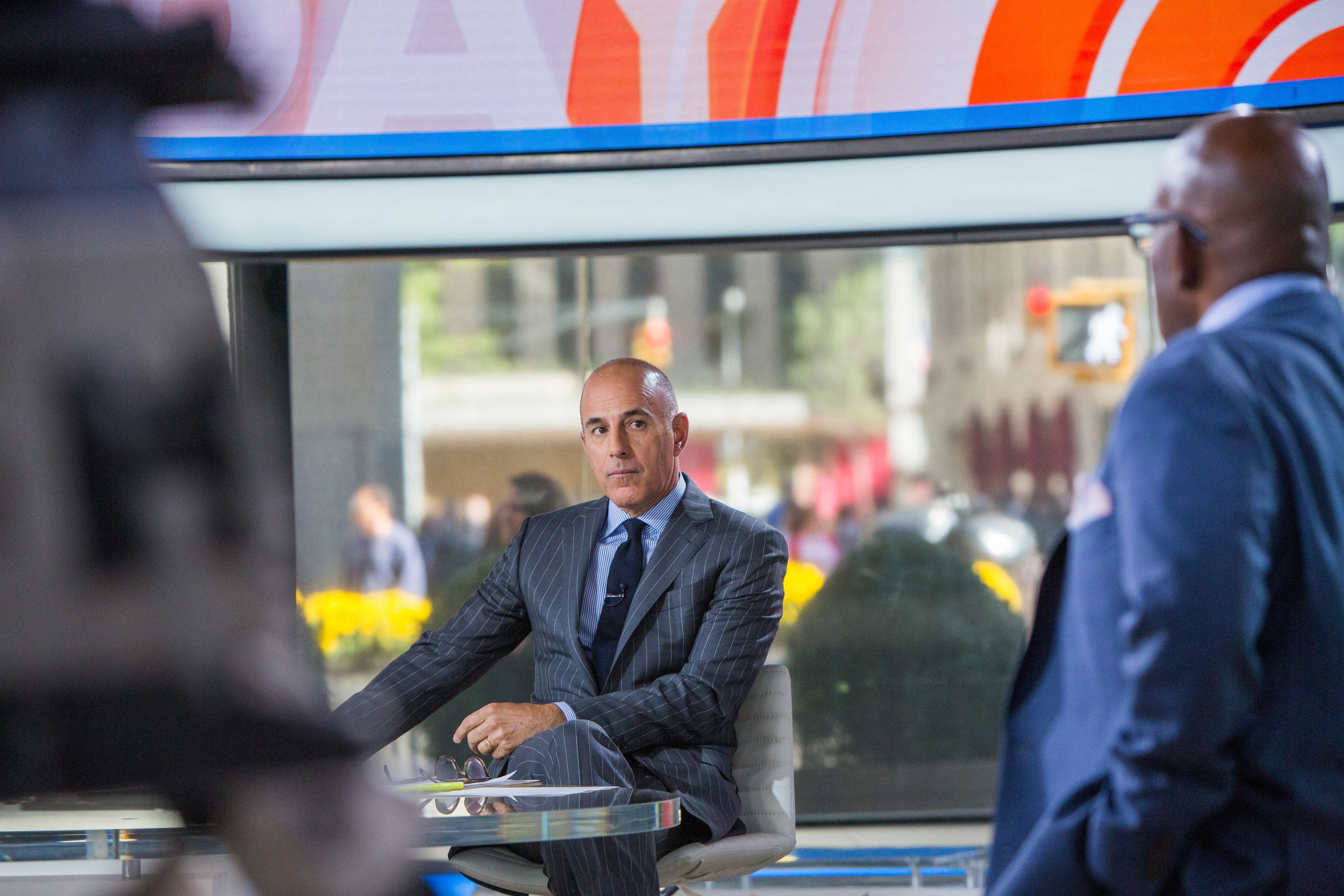 """Matt Lauer was fired from NBC's """"Today"""" show amid multiple allegations of sexual misconduct."""