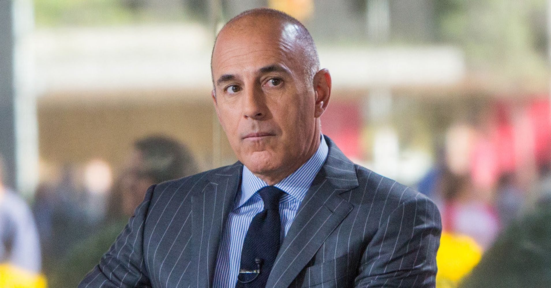 Matt Lauer's First Accuser Lives 'In Constant Fear' Of Being Identified
