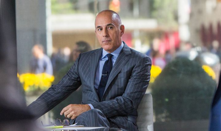 "Matt Lauer was fired from NBC's ""Today"" show amid multiple allegations of sexual misconduct."