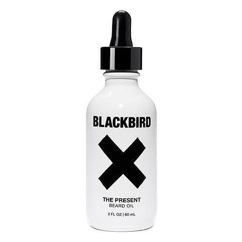 "<strong><a href=""https://blackbirdballard.com/collections/grooming-beauty/products/the-present-beard-oil"" target=""_blank"">Bla"