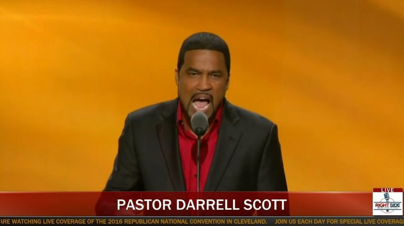 Full Speech: Pastor Darrell Scott Amazing, Inspiring Speech at RNC in Cleveland