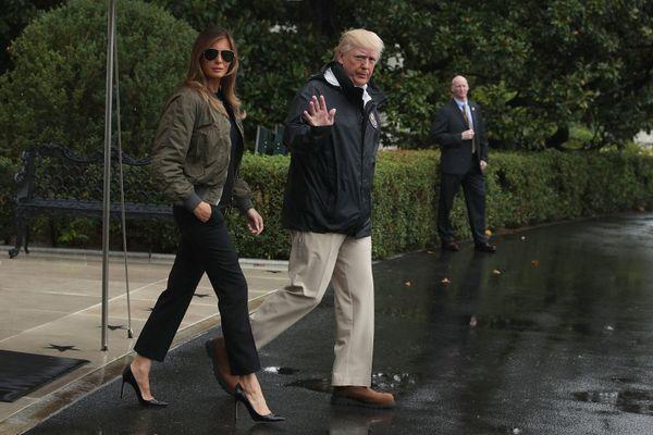 "In August,<a href=""https://www.huffingtonpost.com/topic/melania-trump"" target=""_blank"">Melania Trump</a> had Twitter us"