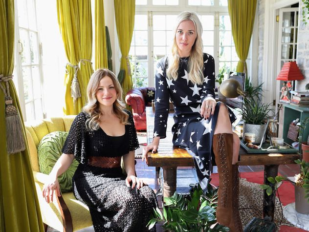 Founders of Clary Collection, Adriel Denae and Jen Auerbach