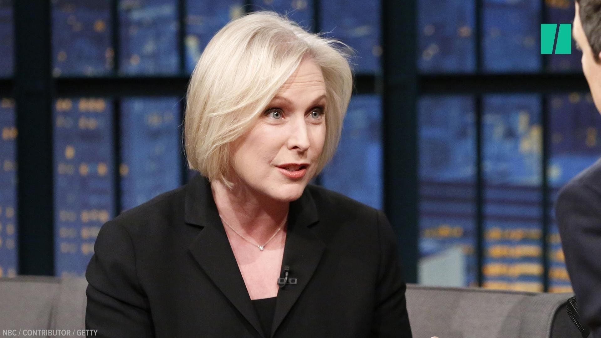 How Kirsten Gillibrand Champions Women S Rights Huffpost