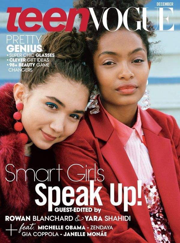 """Teen Vogueannounced in November it would<a href=""""https://www.huffingtonpost.com/entry/teen-vogue-shutting-down_us"""