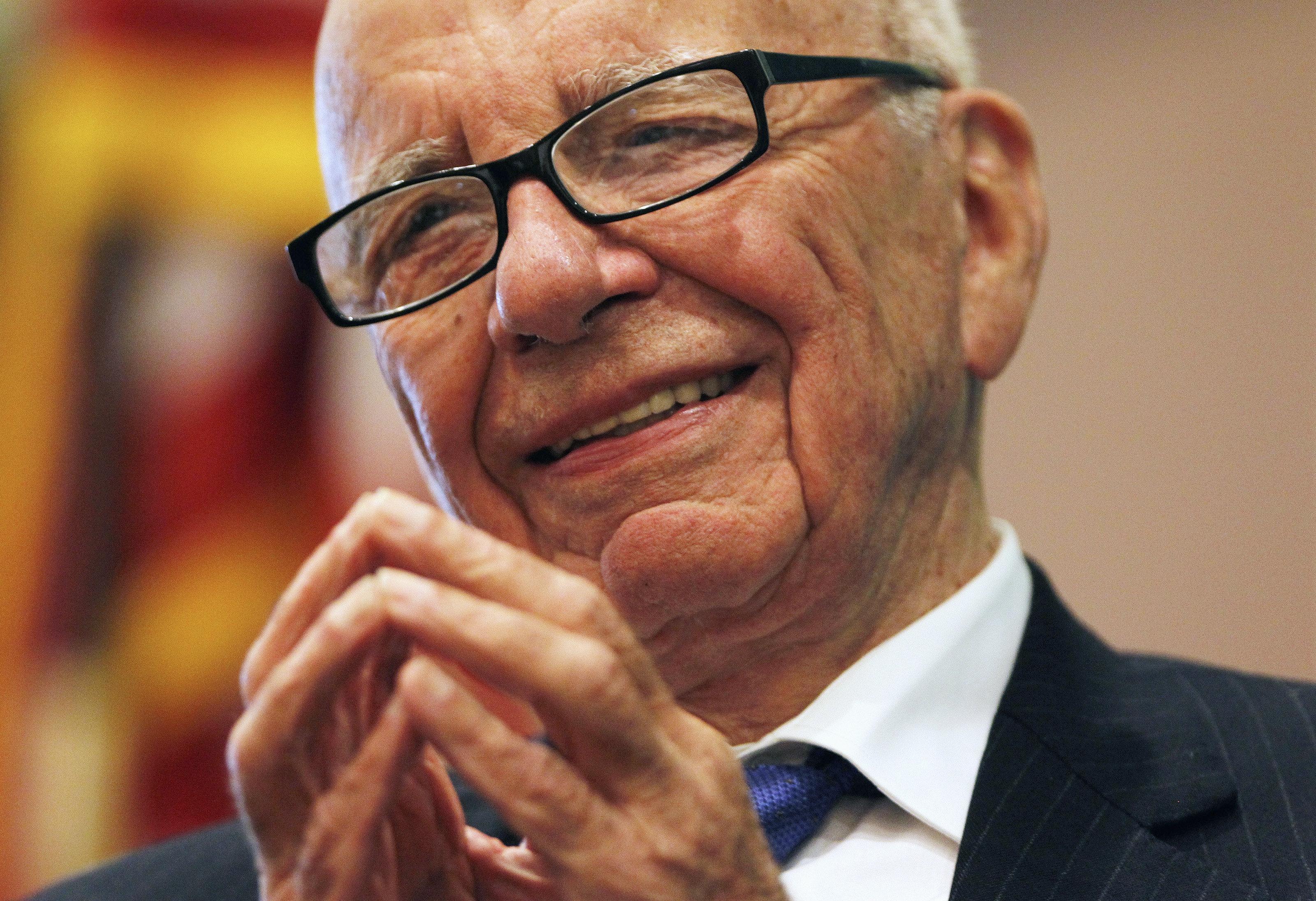Fox News Women Furious Over Rupert Murdoch Comments On Sexual