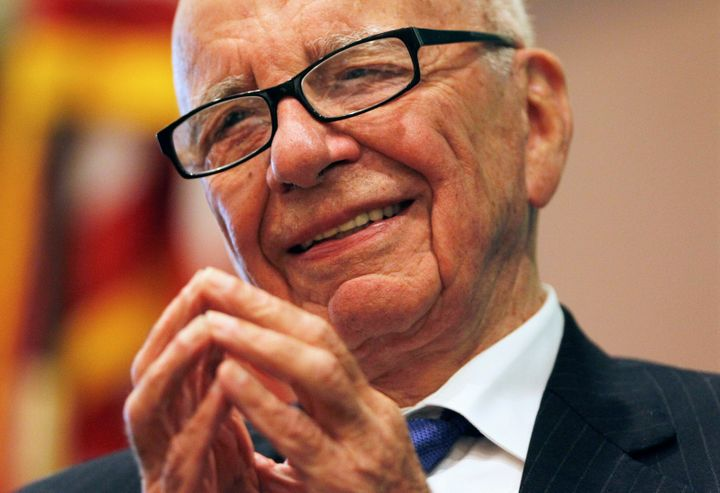 Rupert Murdoch said sexual misconduct allegations at Fox News amount to a few isolated incidents related to the company's for