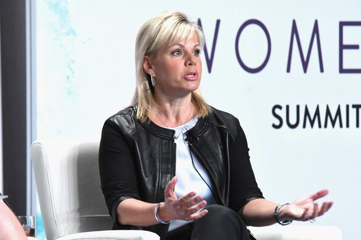 "In response to Murdoch's comments, Gretchen Carlson said he should ""release all women who complained about sexual harass"