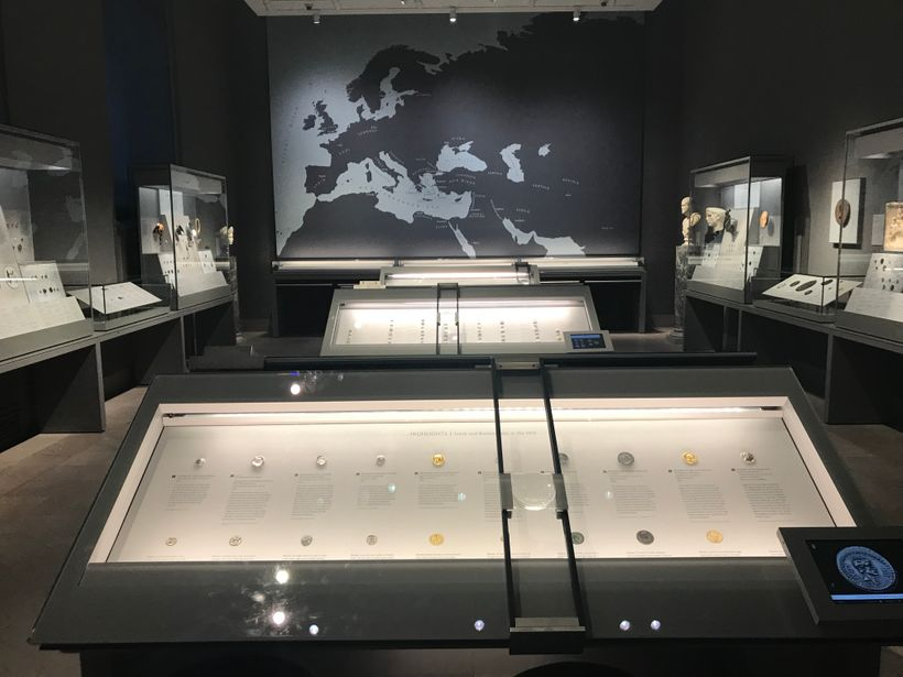 Coins of the Realm: The MFA's best-in-world collection of Greek and Roman coins