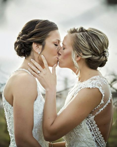 """""""When you kiss and it feels like 'finally.'""""—<i>Pink Spruce Photography</i>"""
