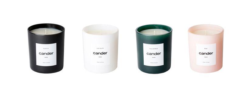Cander Paris Candles