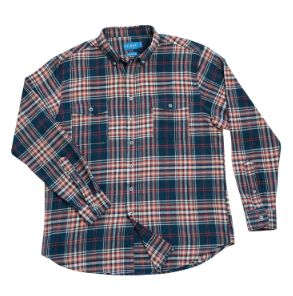 Waterfront Flannel Button Down