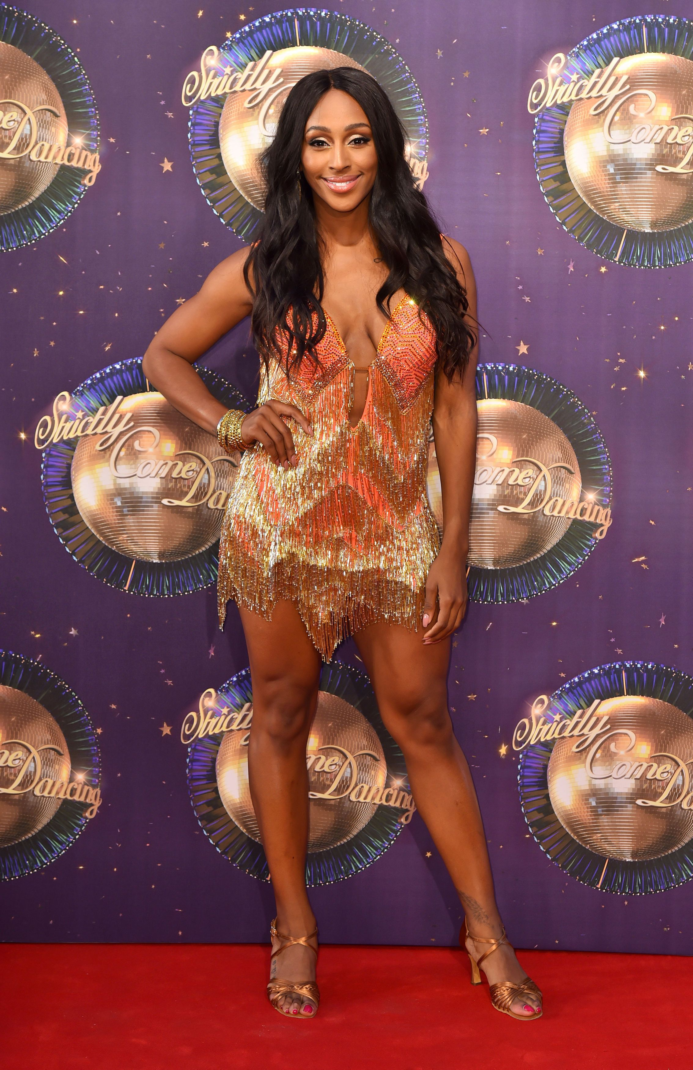 Alexandra Burke: 'Strictly Has Been A Blessing In Disguise After Mum's Death'