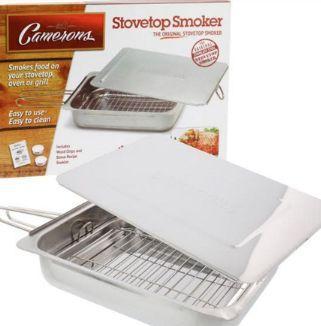 Camerons Stovetop Smoker