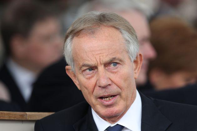 Tony Blair called Brexit a 'Tory