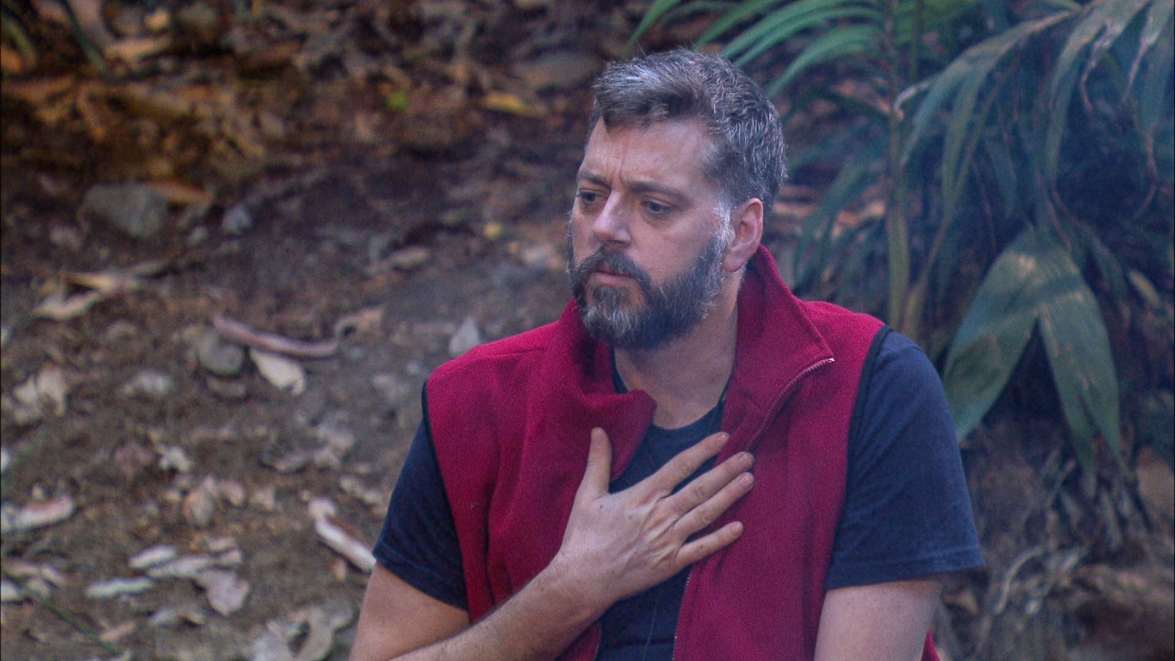 Iain Lee Forced To Backtrack On 'I'm A Celebrity' Bullying