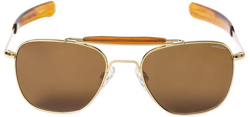"Randolph USA""s Aviator II sunglasses."