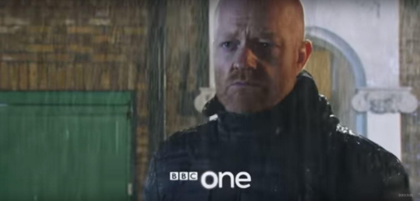 'EastEnders' Christmas Spoilers Laid Bare In Explosive Max Branning