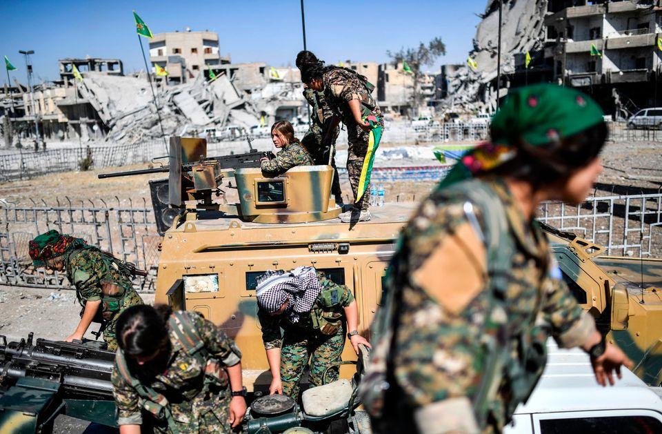 Το μέλλον των Κούρδων της