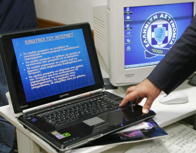 Συνελήφθη 31χρονος Έλληνας για παιδική