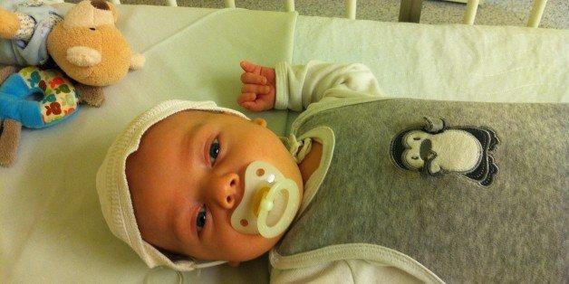 Ein Satz rettete mein Baby – er kann tausende Kinder vor dem Tod bewahren