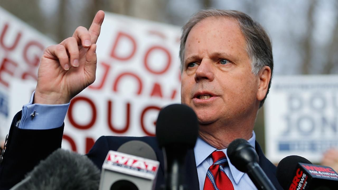 Doug Jones Says Its Time To Move On From Trump Allegations
