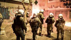 Επιθέσεις με μολότοφ και πέτρες εναντίον διμοιρίας των ΜΑΤ στα