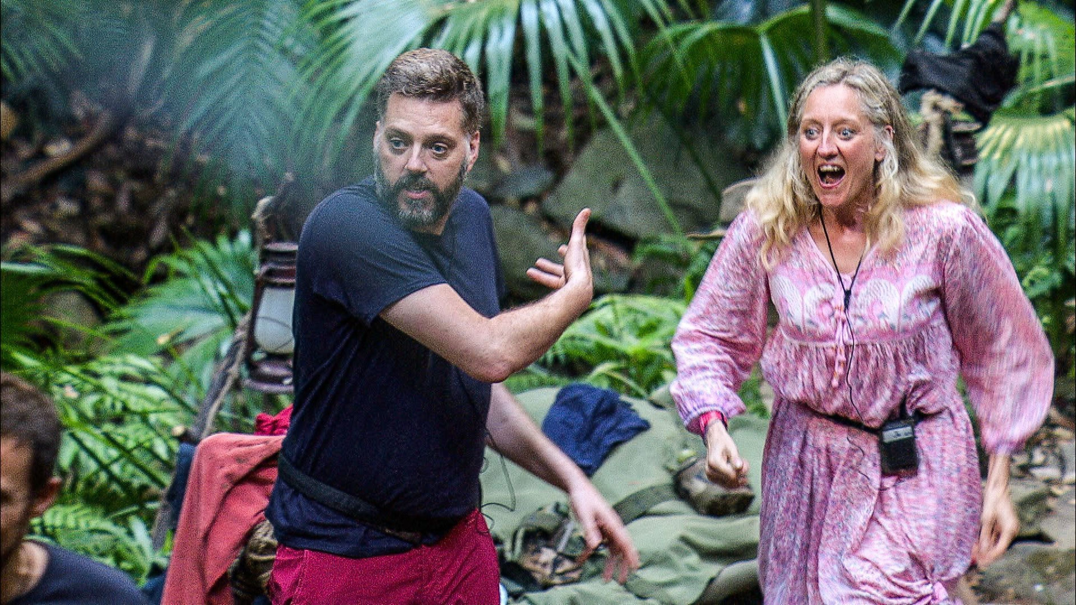 Iain Lee's Sister Hints At Behind-The-Scenes Bullying As She Wades Into 'I'm A Celebrity'