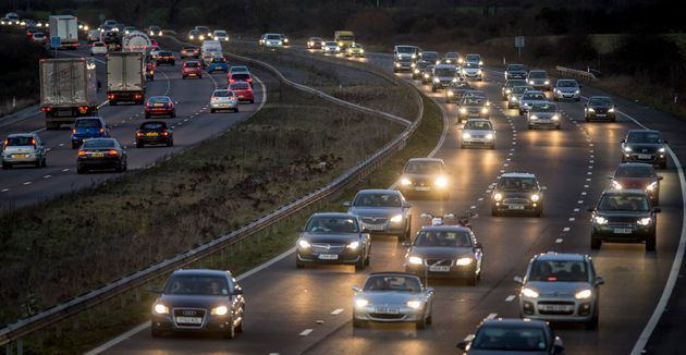 Drivers told to avoid travelling on these days over Christmas as 1.25 million cars expected on UK
