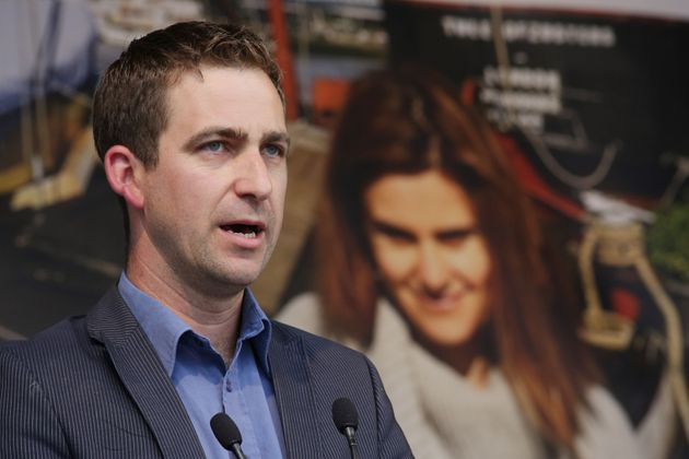 Brendan Cox has spoken about the difficulty of being a single parent at