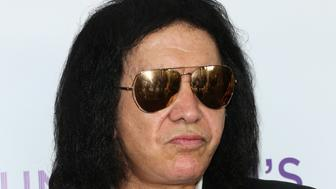 LOS ANGELES, CA - JUNE 21:  Recording Artist / Reality TV Personality Gene Simmons attends the 'Women Of Influence Awards' at The Wilshire Ebell Theatre on June 21, 2016 in Los Angeles, California.  (Photo by Paul Archuleta/FilmMagic)