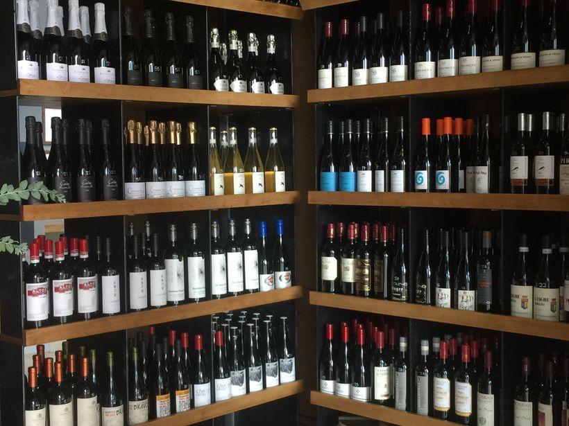 <em>The retail side of wine at Compline</em>