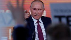 Putin dankt Trump: CIA soll einen Anschlag in St. Petersburg verhindert