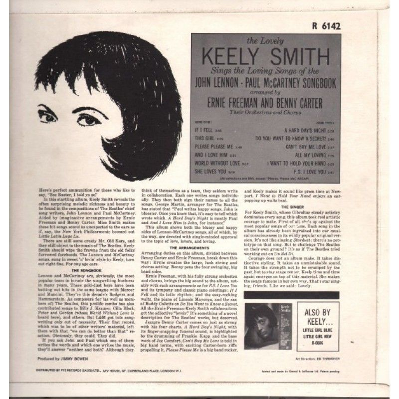 Keely Smith dies; pop, jazz singer who partnered with Louis Prima