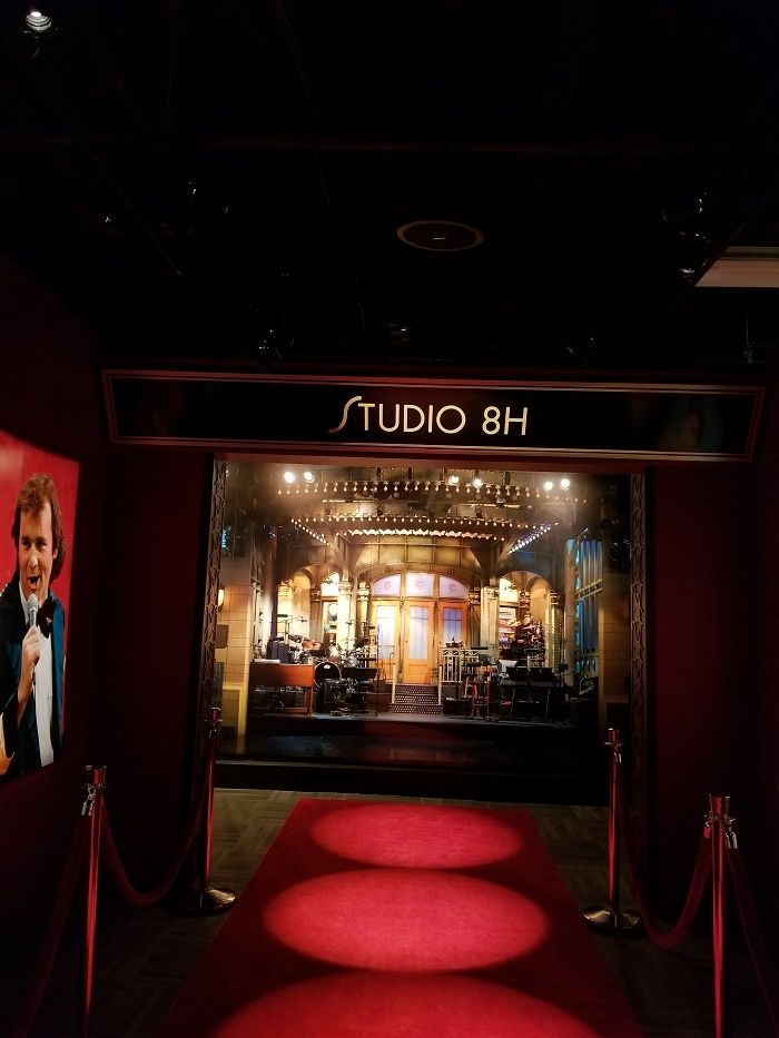 Museum of Broadcast Communications' <em>Saturday Night Live: The Experience</em> exhibit.