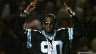 HOUSTON, TX - FEBRUARY 1:  Sean 'P. Diddy' Combs performs during the halftime show at Super Bowl XXXVIII between the New England Patriots and the Carolina Panthers at Reliant Stadium on February 1, 2004 in Houston, Texas. (Photo by Donald Miralle/Getty Images) The Patriots won 32-29 to claim their second Super Bowl in three years. (Photo by Donald Miralle/Getty Images)