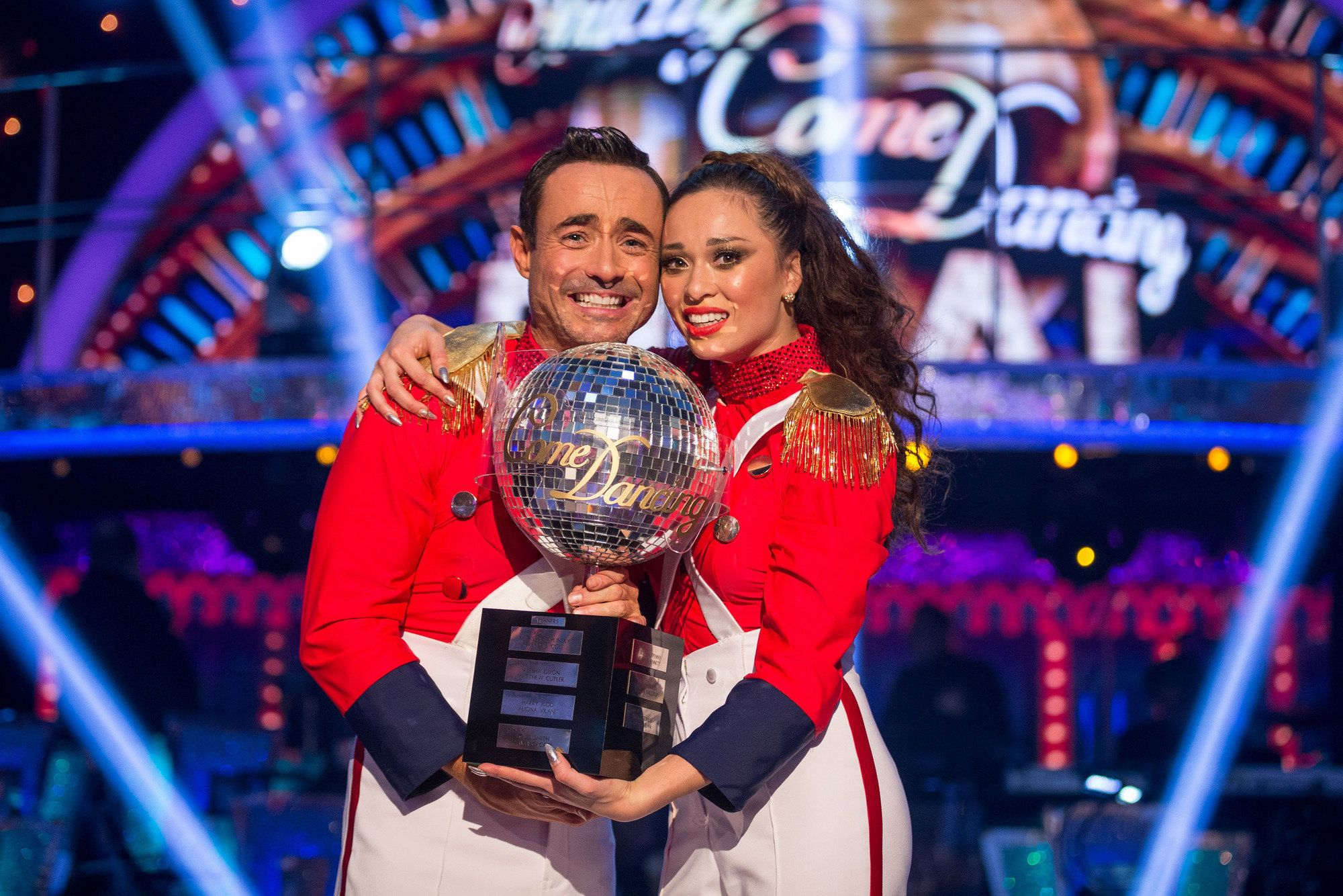 Joe McFadden 'Unemployed But Hopeful' Following £100K 'Strictly'