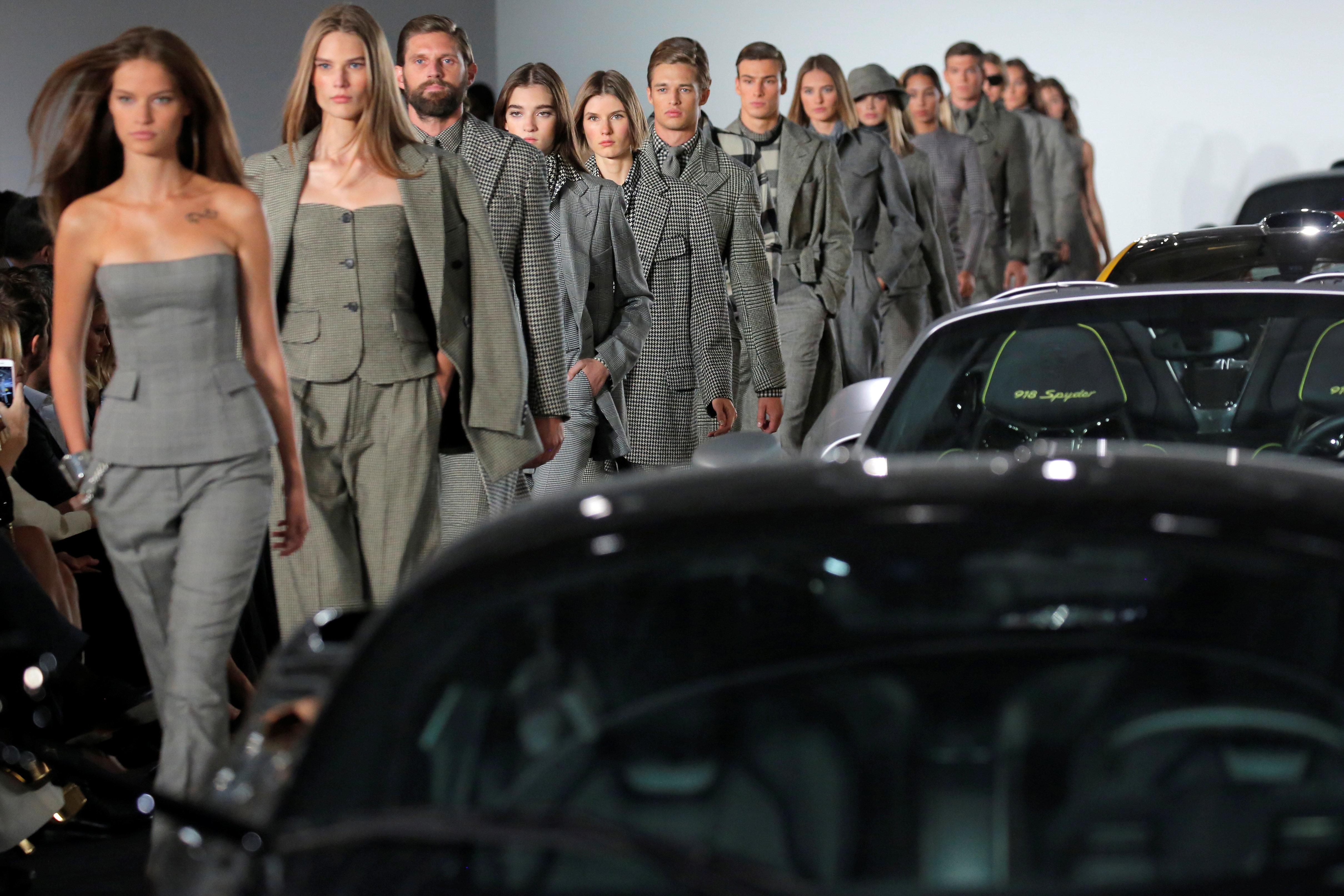 Εβδομάδα Μόδας Νέας Υόρκης: Για πρώτη φορά μαζί τα ανδρικά και τα γυναικεία