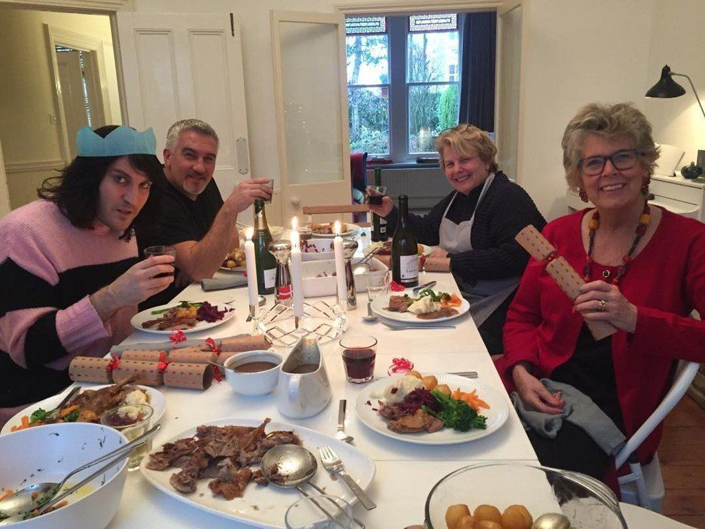 'Great British Bake Off' Gang Celebrate Christmas A Week Early And Quite Frankly, We're