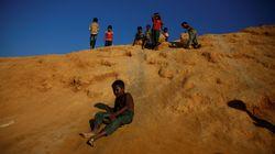 Ινδία: Διασώθηκαν τρεις οικογένειες Ροχίνγκια που ζούσαν σαν