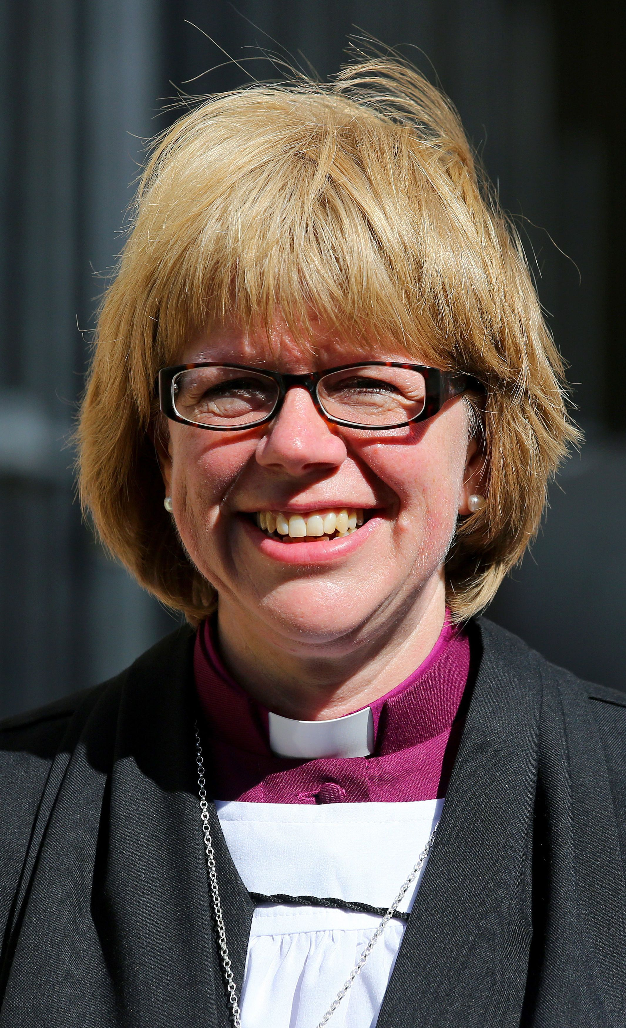 First Ever Female Bishop Of London Appointed By Church Of