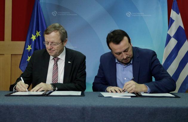ESA: Θέλουμε άμεσα στην Ελλάδα θερμοκοιτίδα επιχειρήσεων που θα συνδεθούν μαζί