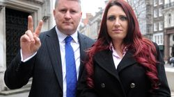 Britain First's Jayda Fransen And Paul Golding Suspended From Twitter As Crackdown On 'Hateful Conduct'