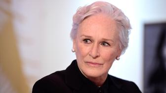 ZURICH, SWITZERLAND - OCTOBER 01:  Glenn Close speaks at the 'The Wife' press conference during the 13th Zurich Film Festival on October 1, 2017 in Zurich, Switzerland. The Zurich Film Festival 2017 will take place from September 28 until October 8.  (Photo by Alexander Koerner/Getty Images)