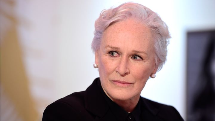 "Glenn Close spoke to Jezebel about her upcoming movie ""Crooked House"" and the wave of sexual misconduct allegations against p"
