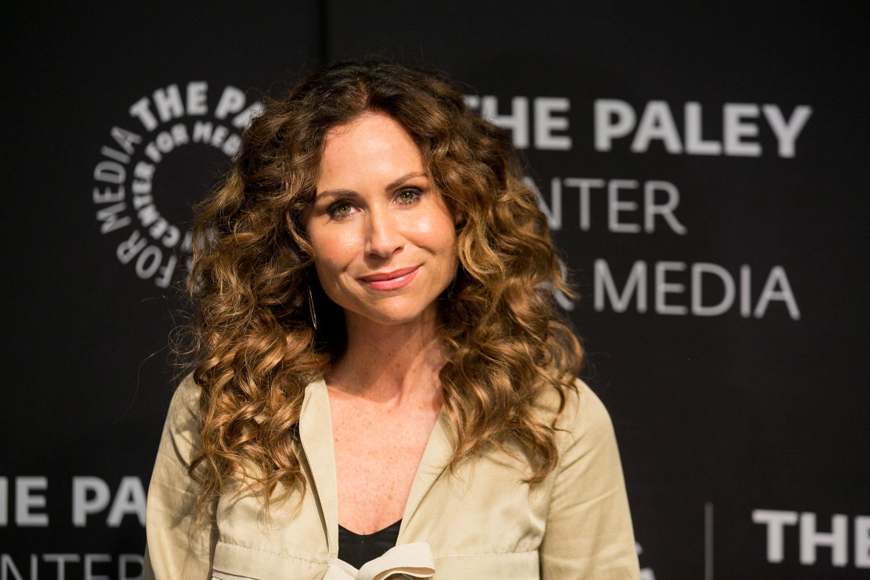 BEVERLY HILLS, CA - MAY 09:  Minnie Driver arrives for the 2017 PaleyLive LA Spring - An Evening With 'Speechless' Season at The Paley Center for Media on May 9, 2017 in Beverly Hills, California.  (Photo by Gabriel Olsen/FilmMagic)