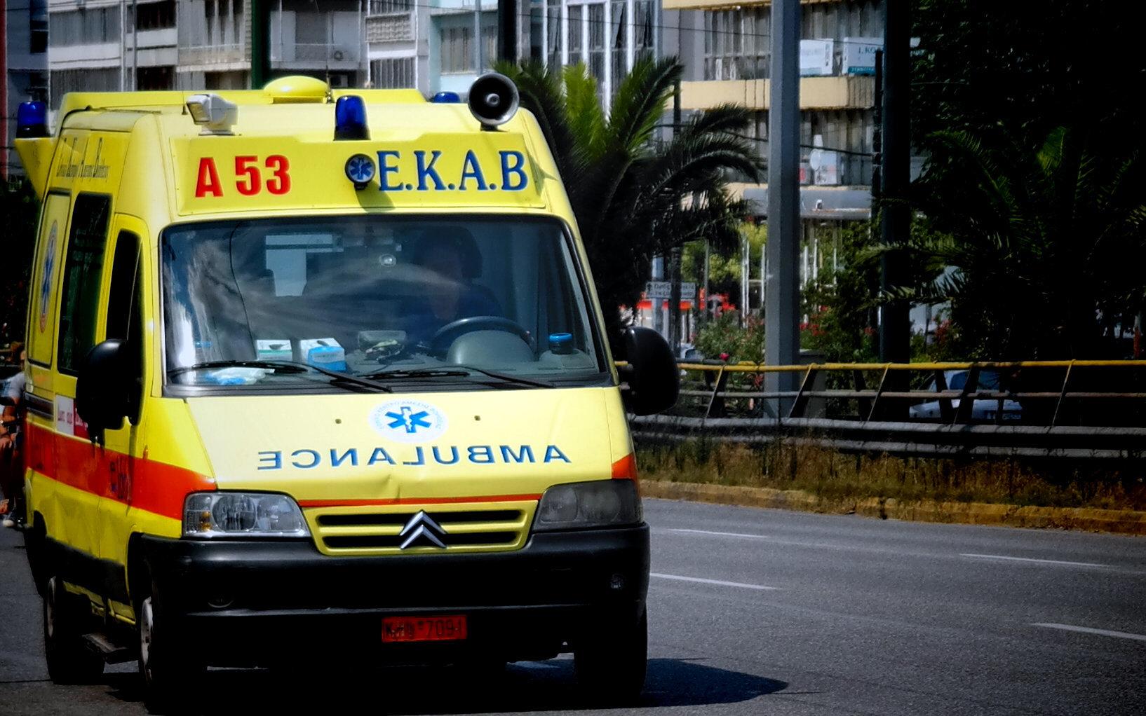 Βόλος: Στο νοσοκομείο η τρίχρονη που έπαθε